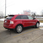 Ford Edge vs. Jeep Grand Cherokee