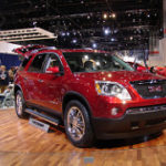 Chevy Traverse vs. Ford Explorer