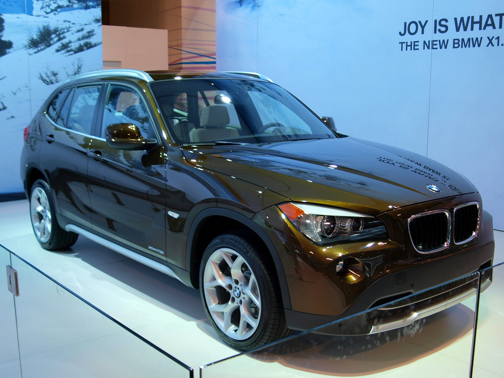 2011 BMW X1 sold overseas