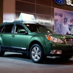 2013 Subaru Outback Changes