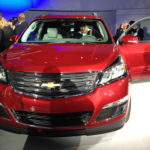 2013 Chevy Traverse Changes