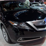 Acura ZDX Discontinued